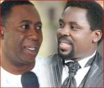 Bishop Mensah & TB Joshua