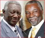 Kufuor & Mbeki