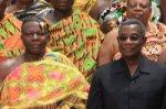 Prez Mills & Asantehene